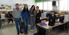 "A Oikos foi visitar e conhecer o método de ""Empresas simuladas"" de escola na Galiza"