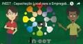 Vídeo INEET - Capacitação Local para a Empregabilidade Jovem