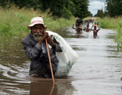 Emergency in Mozambique: Floods of 2008