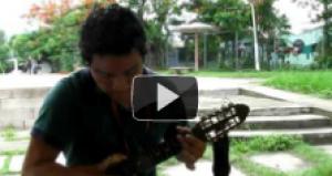 """Ateliers de música nos centros """"Rota Jovem"""""""
