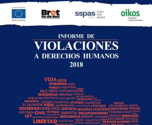 Relatório Anual de Violação dos Direitos Humanos em El Salvador