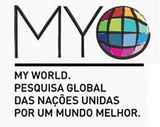 Campanha My World - Pesquisa Global das Nações Unidas por um Mundo Melhor