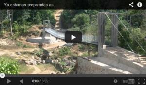 """Projeto """"Integração de uma abordagem de bacias hidrográficas na informação, comunicação e sistemas de resposta a desastres naturais no Departamento de Ahuachapán"""" em El Salvador"""