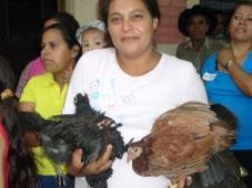 Passagem de conhecimento em cadeia triplica impacto de projecto de segurança alimentar