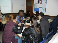 Programa Escolar de Capacitação para o Trabalho do Projeto (IN)EET em curso na Escola Profitecla de Braga!