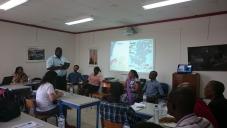Formação sobre a Valoração dos Serviços dos Ecossistemas em São Tomé e Príncipe