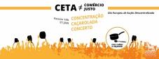 Dia Europeu de Acção contra o CETA