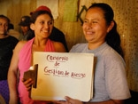 Preparação e prevenção de catástrofes em Ahuachapán