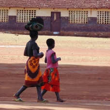Strengthened rural development in Mozambique