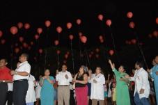 Comemoração do Dia Internacional da Solidariedade a pessoas com HIV/SIDA