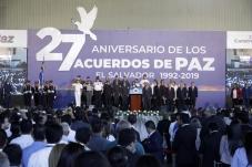 Não há perdão sem justiça: declaração contra a lei da impunidade em El Salvador