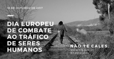 Dia Europeu de Combate ao Tráfico de Seres Humanos: Oikos apresenta novo projeto