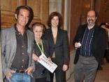 Inauguração da Exposição Artistas Solidários 2010