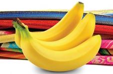 Peru com banana. Uma receita de sucesso.