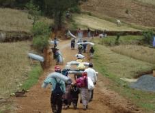 Finalizado projeto de Segurança Alimentar na Guatemala