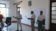 Reforço de capacidades e procura de soluções para sector das pescas na Ilha de Moçambique