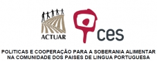 Participação Oikos em colóquio internacional sobre Soberania Alimentar