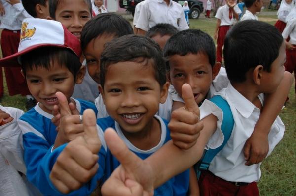 Há 30 anos, as nações do mundo uniram-se para fazer uma promessa a todas as crianças