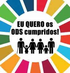 Eu quero os ODS cumpridos! Dia Internacional para a Erradicação da Pobreza