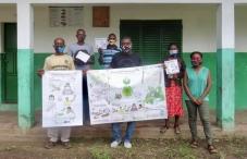 COVID19: Sensibilização e prevenção em mais de 35 comunidades em São Tomé e Príncipe