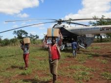 Oikos distribuiu mais de 28 toneladas de alimentos nos últimos 2 dias