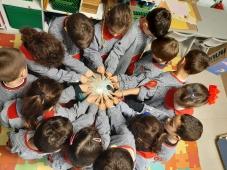 Mais de 13.500 alunos unidos na luta contra a pobreza!