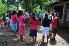 UE conhece projeto da Oikos na Nicarágua