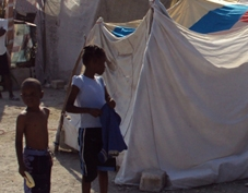 Campaña en Haití