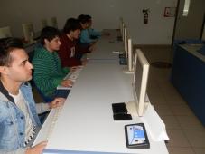 Grupo (IN)EET em funcionamento no Externato Infante Dom Henrique