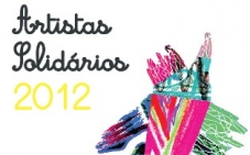 """Solidary Artists"" 2012: mobilization of artists in favor of Oikos"