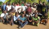Reforço da comunicação de base comunitária para preparação de desastres e redução de risco (2008-2009)