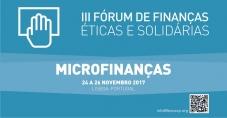 III Forum das Finanças Éticas e Solidárias