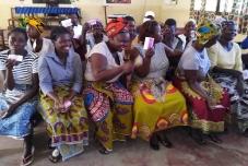 Acção Humanitária da Oikos em Moçambique pós ciclones Idai e Kenneth