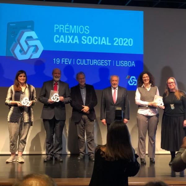 Oikos recebe prémio Caixa Social para criação de kit pedagógico ambiental
