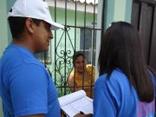 Casa Saudável em lares pobres hondurenhos