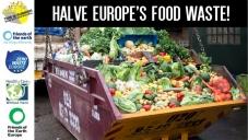 Vamos diminuir para metade o desperdício de alimentos na Europa!
