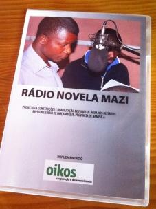 Rádio novela comunitária para conservação e sustentabilidade no acesso à água em Moçambique