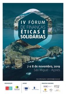 Fórum de Finanças Éticas e Solidárias nos Açores
