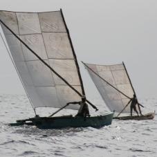 Projecto de co-gestão sustentável das pescas promovido pela Oikos em São Tomé e Príncipe chama a atenção dos media