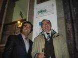 Primeira delegação da Oikos em Portugal - Braga