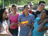 Integração social e laboral de jovens em risco em San Salvador