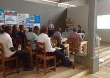Seminário sobre Conservação das Florestas e as Aves do Obô em São Tomé e Príncipe