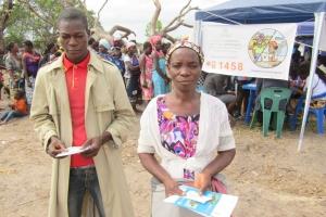 Assistência alimentar em vouchers dá autonomia às famílias em Moçambique