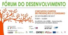Oikos participa em Fórum de Desenvolvimento em Castelo Branco