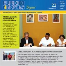 União Europeia destaca projeto de alterações climáticas no Golfo de Fonseca