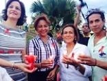 Mulheres seropositivas centro-americanas a promover paz e uma vida sem violência